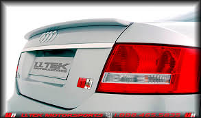 audi a6 spoiler rear spoiler options for c6 a6