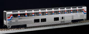 ho superliner sleeper amtrak phase iii 35 6082 80 00 kato ho superliner lounge amtrak phase iii 33010