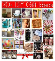 20 diy gift ideas