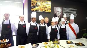 emploi cuisine cuisine mode d emploi s le chef thierry marx à villeneuve