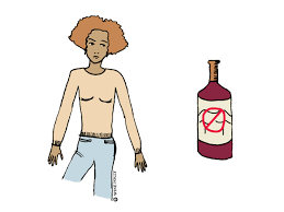 cartoon alcohol abuse wine vs breast cancer update 2017 wine folly