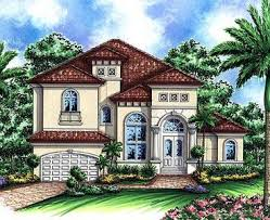 Two Story Small House Plans Two Story Mediterranean House Plan 66237we Architectural