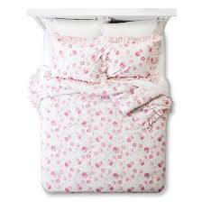 peony pink comforter simply shabby chic target