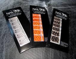 themed avon nail art design strips