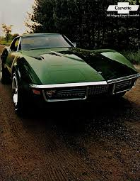 1971 chevy corvette stingray 1971 corvette specs colors facts history and performance