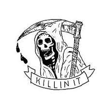 killin u0027 it halloween illustration comic drawing and funny comics