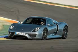 Porsche 918 Convertible - porsche 918 spyder driven is it better than a bugatti veyron