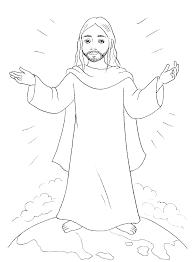 jesus christ coloring pages http designkids info jesus christ