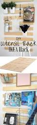 Ikea Spice Rack Hack Diy by 83 Best Ikea Hacks Images On Pinterest Ikea Hacks Creative