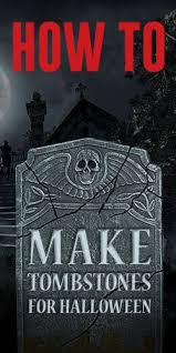 how to make a graveyard graveyard haunt ideas