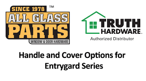 Peachtree Doors And Windows Parts by All Glass Parts Entrygard Truth Hardware Cover Handle Youtube