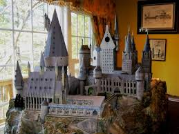 model of hogwarts castle castle quest