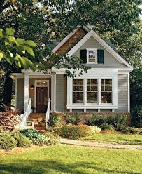 Cottage House Exterior   elements of style blog tiny cozy cottages http www