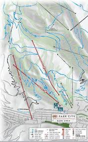 Vail Map 2016 Summer Trail Map Parkcitymountain Com