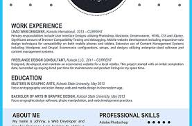 Do U0027s And Don U0027ts From The 23 Most Creative Resume Designs We U0027ve by 100 The Modern Resume What Your Resume Should Look Like In
