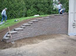 Backyard Retaining Wall Ideas Backyard Retaining Wall Designs 25 Trending Retaining Walls Ideas