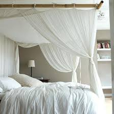 Canopy Curtains Walmart Curtains For Living Room Bedroom Decor Romantic White