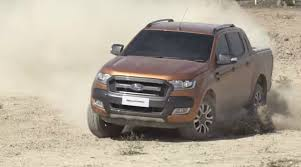 Ford Ranger Truck 2015 - 2015 ford ranger wildtrak looks rough and rugged autoevolution