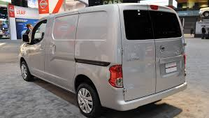 nissan cargo van nv2500 nissan announces u s pricing for 2014 nv cargo van and nv