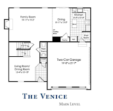homes with floor plans homes venice floor plan lightandwiregallery