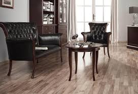 oak laminate flooring glued for domestic use flavour line