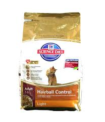 science diet light dog food diet hairball control light 34 8 10 7 lb