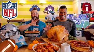 the thanksgiving day banquet with jason bell nfl uk