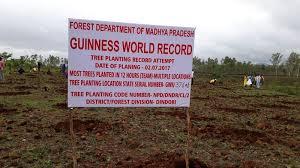 1 5m volunteers in india plant record breaking 66 million trees in