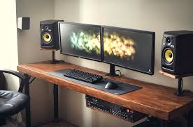 Gaming Desk Ideas by Diy Desk U0026 Battlestation Desks Gaming Desk And Workspaces
