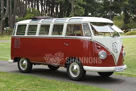 volkswagen classic bus sold volkswagen kombi u002723 window u0027 samba bus rhd auctions lot