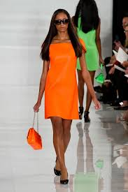 The Ultimate Guide To Spring by Orange Appeal Ralph Lauren Colors And The O U0027jays