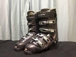 womens size 9 in ski boots salomon ski boots 8 0 evolution size 26 0 us 9 womens ebay