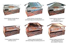 Decorative Metal Chimney Caps Fireplace Chimney Tops Decorative Custom Copper Sheet Metal
