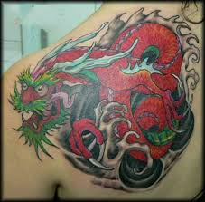 tattoo dragon water breathtaking dragon tattoos and designs for you