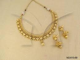 gold sets design gold designer necklace at rs 345 set necklace sets id 8106175748