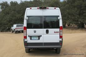 2014 Dodge 3500 Utility Truck - review 2014 ram promaster cargo van with video the truth