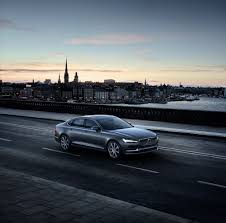 volvo sweden volvo s90 revealed sweden declares automotive war on the germans