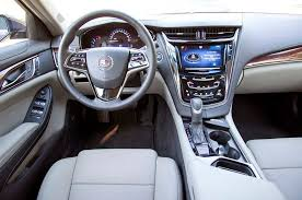2014 cadillac cts interior 2014 cadillac cts interior driving in line