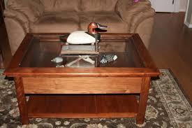 glass shadow box coffee table best glass shadow box coffee table shadow box coffee table designs