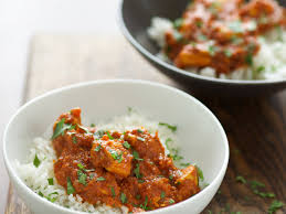 chicken curry with tomato yogurt sauce recipe kate winslow