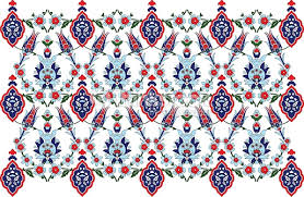 Ottoman Design Ottoman Turkish Design Pattern Vector Vector Thinkstock