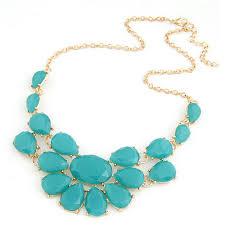 fashion accessories necklace images 17km fashion lady banquet accessories multicolour acrylic gem jpg