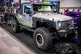 white linex jeep photos u003e the baddest jeeps of sema 2016 equipment world