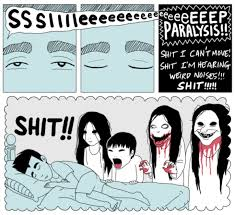 Sleep Paralysis Meme - i m sorry if this gave you a heart attack while you were scrolling