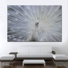 Livingroom Art Online Get Cheap Abstract Peacock Art Aliexpress Com Alibaba Group