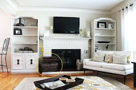 Modern Family Room With Dvd Storage Cabinet Walmart Cabinets Home - Family room cabinet ideas