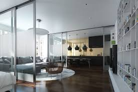 mirror room divider interior attractive sliding room dividers for interior decor idea
