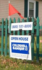 real estate sign frames lawn sign stands