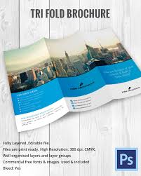architecture brochure templates free 11 printable trifold templates free word psd pdf eps