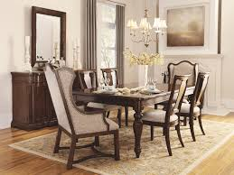 buy egerton dining room set by art from www mmfurniture com